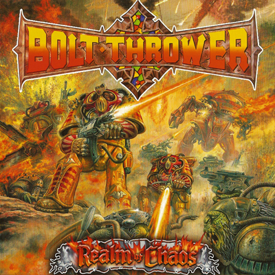 Realm of Chaos CD