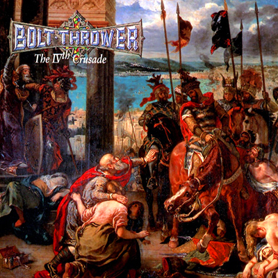 The IVth Crusade CD
