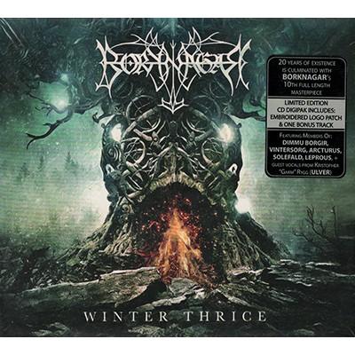 Winter Thrice CD DIGI