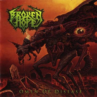 Omen of Disease CD
