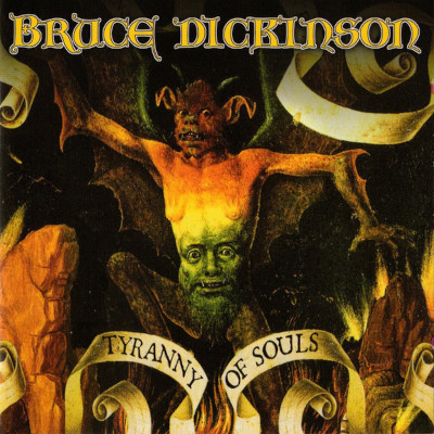 Tyranny of Souls CD