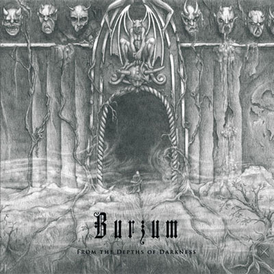 From the Depths of Darkness CD