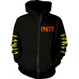 To the Gory End - ZIP HOODIE