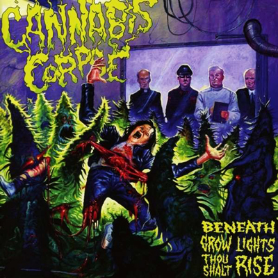 Beneath Grow Lights Thou Shalt Rise CD