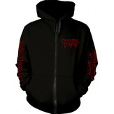 Butchered At Birth - ZIP HOODIE