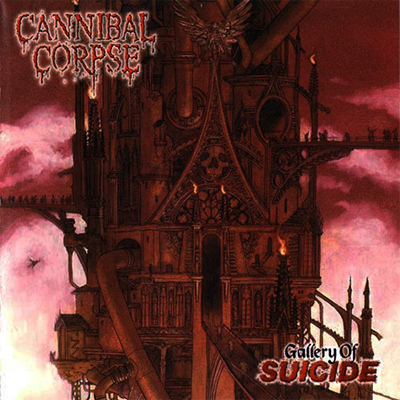 Gallery of Suicide CD