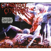 Tomb of The Mutilated CD DIGI