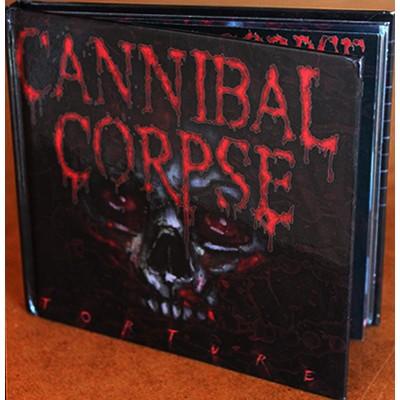 Torture CD DIGIBOOK