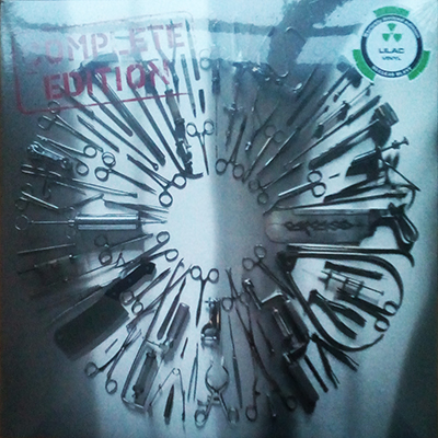 Surgical Steel [Complete Edition] 2LP