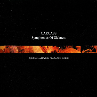 Symphonies of Sickness CD