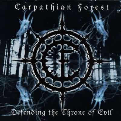 Defending the Throne of Evil CD