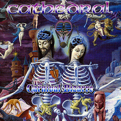 The Carnival Bizarre CD