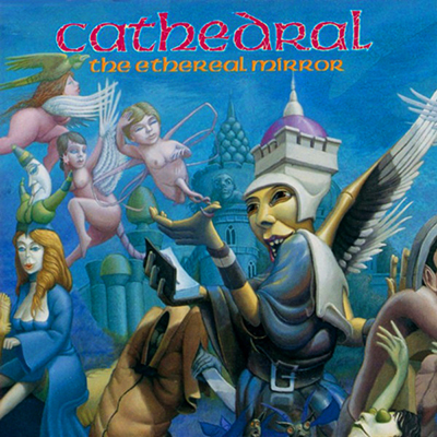 The Ethereal Mirror CD