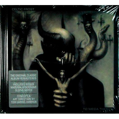 To Mega Therion CD DIGIBOOK