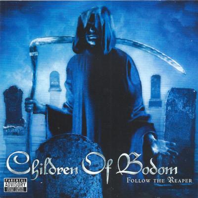 Follow the Reaper CD