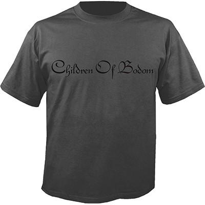 CHILDREN OF BODOM logo - TS