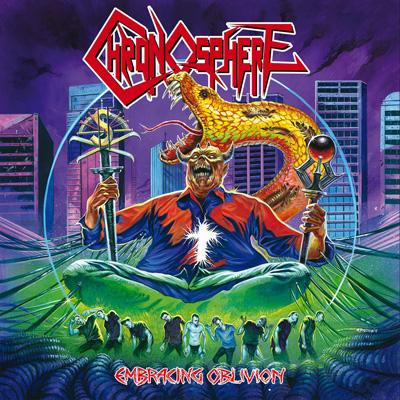 Embracing Oblivion CD