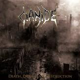 Death, Doom and Destruction CD