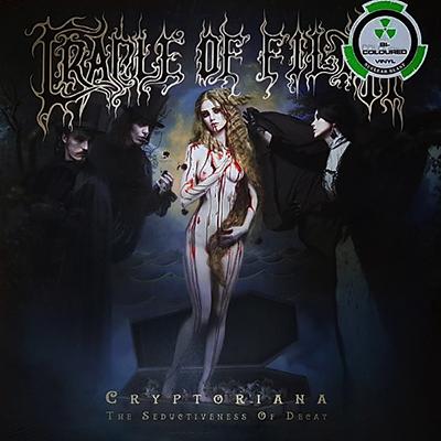 Cryptoriana - The Seductiveness of Decay 2LP