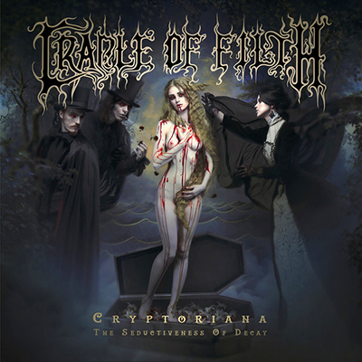 Cryptoriana - The Seductiveness of Decay CD