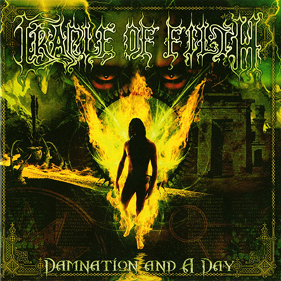 Damnation and a Day CD