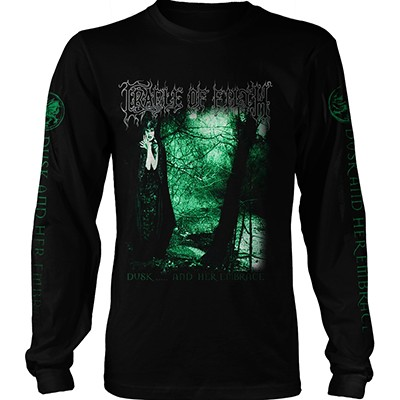 Dusk and Her Embrace - LONGSLEEVE