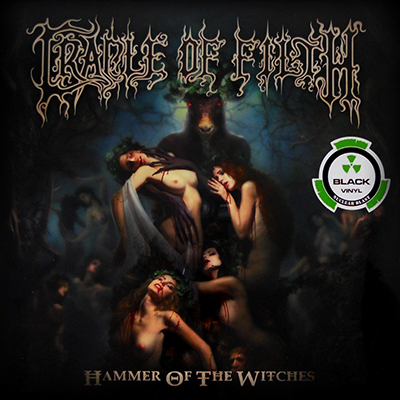 Hammer of the Witches 2LP
