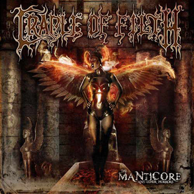 The Manticore and Other Horrors CD