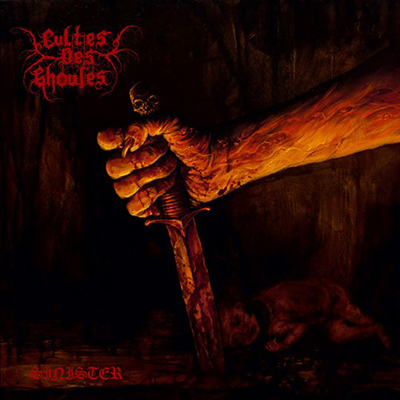 Sinister, or Treading the Darker Paths CD