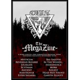 Cult Never Dies - The MegaZine - BOOK