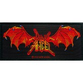 winged logo - PATCH