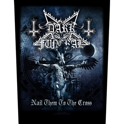 Nail Them To The Cross - BACKPATCH
