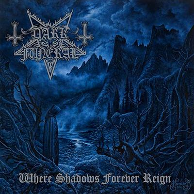 Where Shadows Forever Reign CD