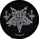 DARK FUNERAL logo - PATCH