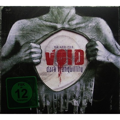 We Are The Void CD+DVD DIGI