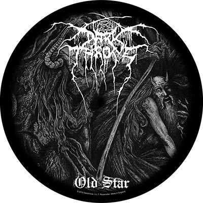 Old Star - BACKPATCH