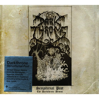 Sempiternal Past [The Darkthrone Demos] CD