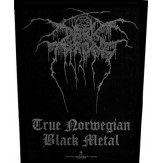 True Norwegian Black Metal - BACKPATCH