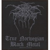 True Norwegian Black Metal - PATCH