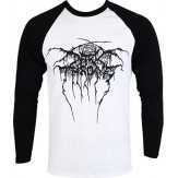 DARKTHRONE logo - LONGSLEEVE