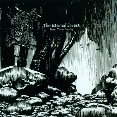 The Eternal Forest - Demo Years 91-93 CD