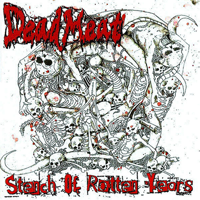Stench of Rotten Years CD