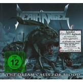 The Dream Calls for Blood CD+DVD MEDIABOOK
