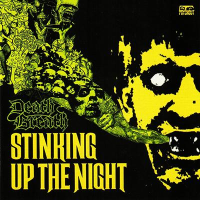 Stinking Up the Night CD DIGI