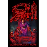 Scream Bloody Gore - FLAG