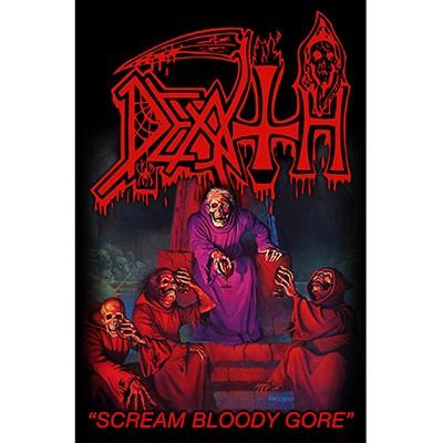 Scream Bloody Gore - FLAG