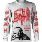 Scream Bloody Gore - LONGSLEEVE