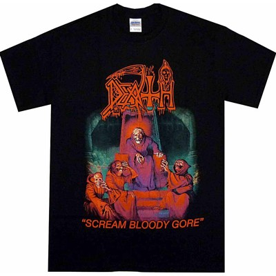Scream Bloody Gore - TS