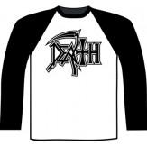 DEATH logo / 01 - LONGSLEEVE