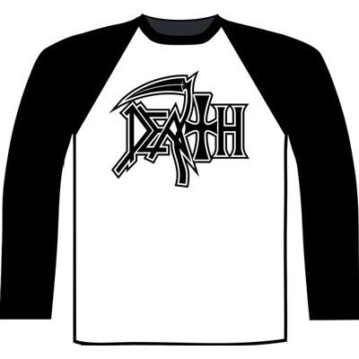 DEATH logo - LONGSLEEVE